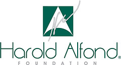 Harold Alfond Foundation Logo
