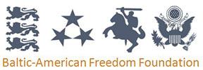 Baltic American Freedom Foundation logo